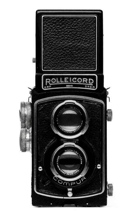Rolleicord IIc Model 4 – Model K3 – 542