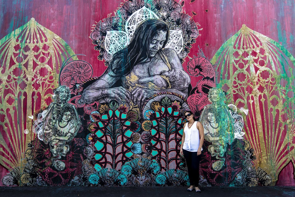 Wynwood Art Wall & Wynwood Art Wall u2013 Maquilonu0027s Family